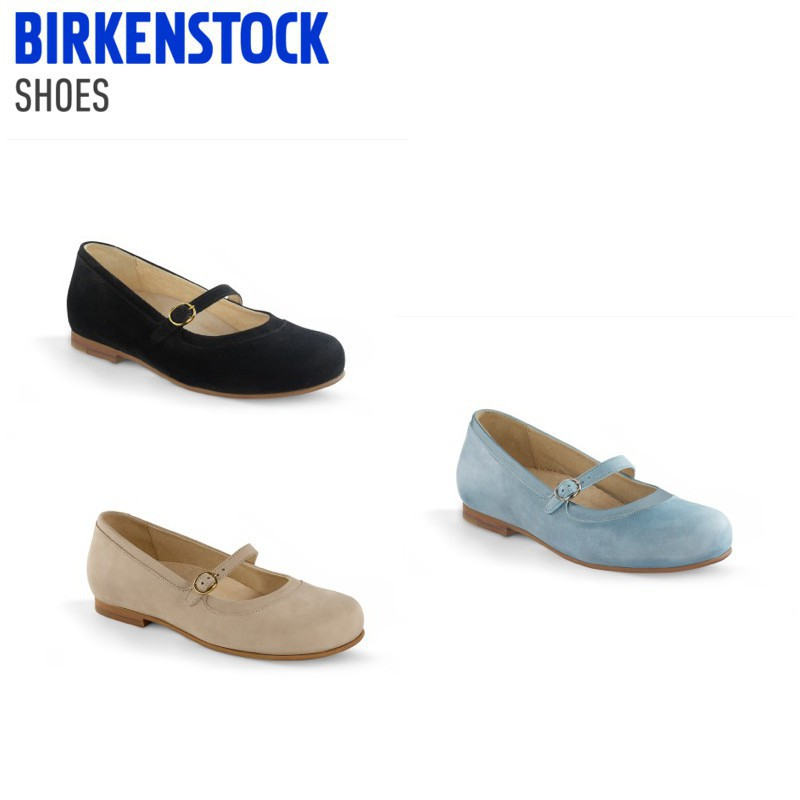 Details about Birkenstock Shoes Women Dress - Udine - Leather
