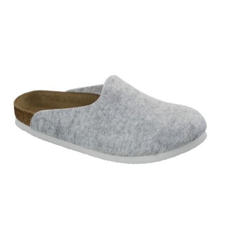 birkenstock felt slipper