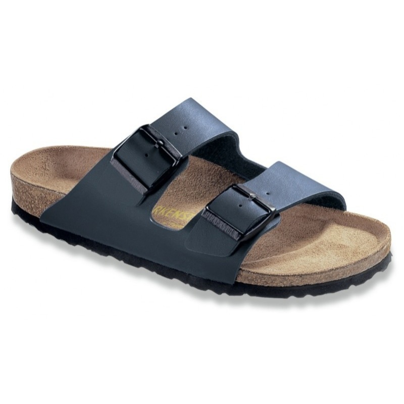 birkenstock arizona blue sandals