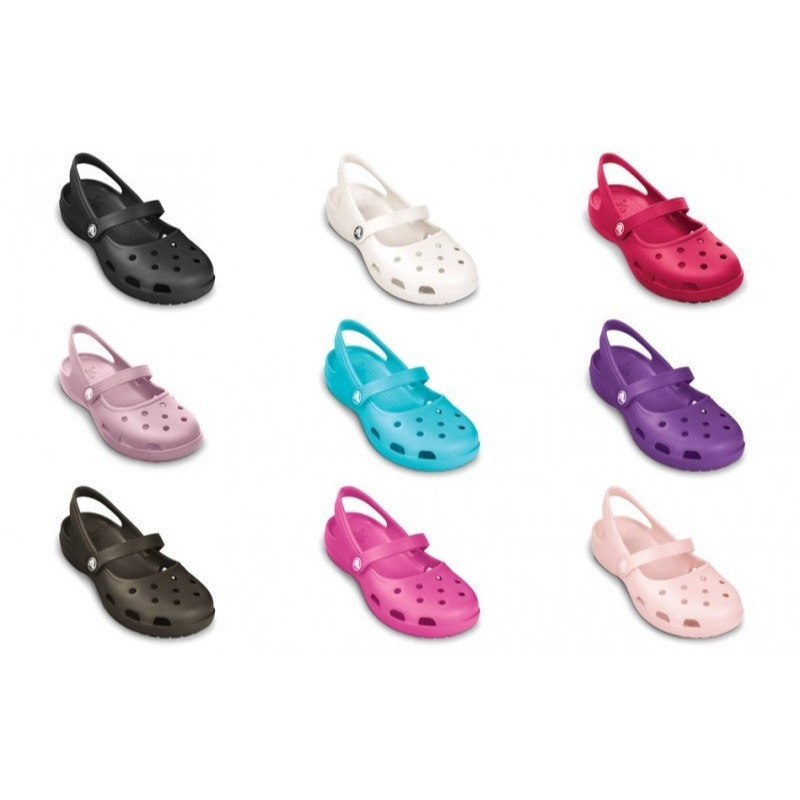 854b2129dd4eed Image is loading Crocs-Shayna-Womens-Sandals-Original-and-New-Black-