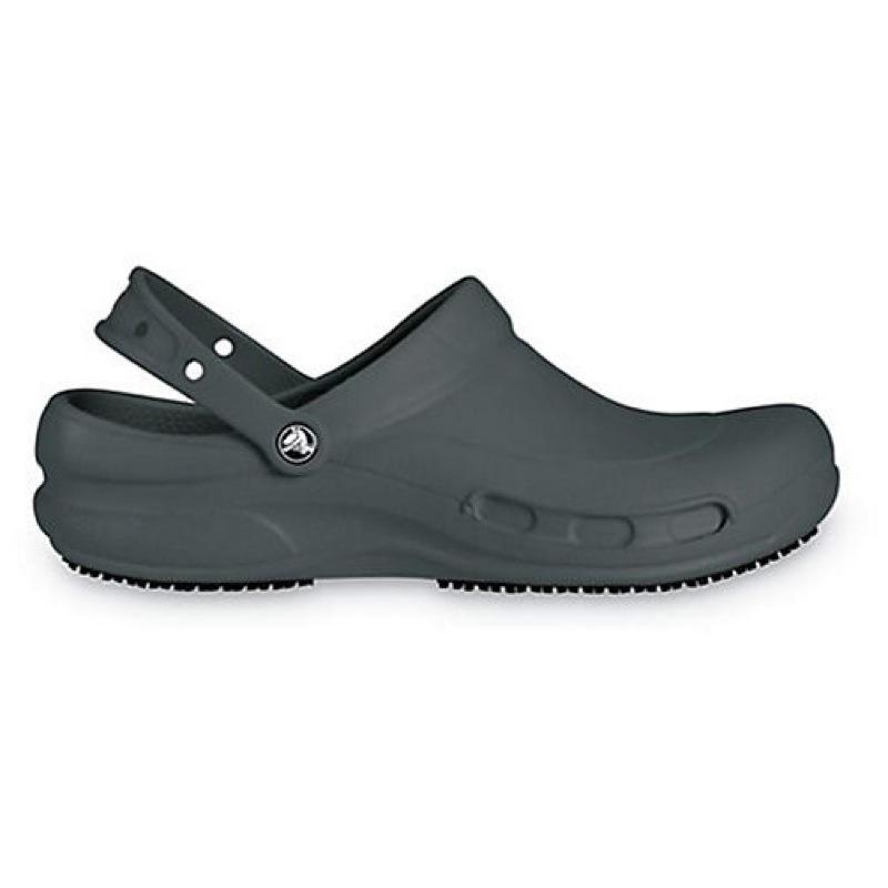 crocs bistro clogs work shoes gastronomie und gesundheit schwarz wei blau ebay. Black Bedroom Furniture Sets. Home Design Ideas