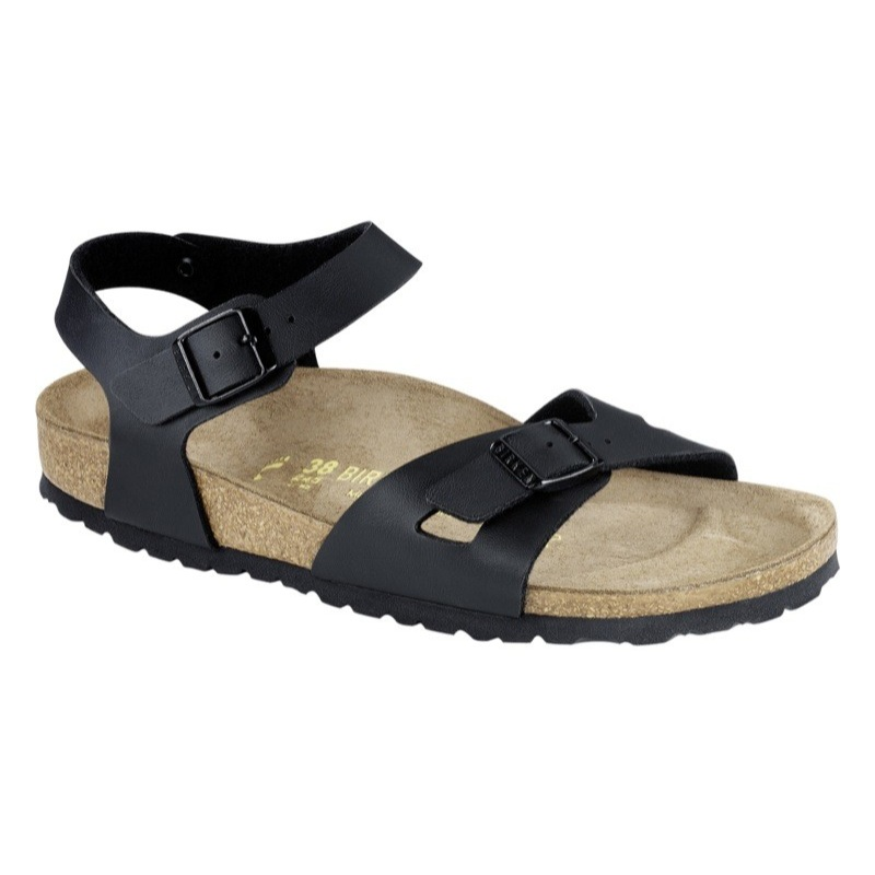 Birkenstock-Rio-Sandals-Birko-Flor-regular-or-narrow-white-black-silver
