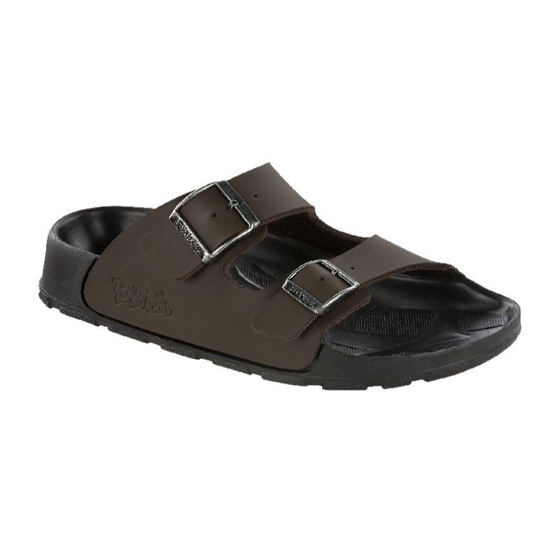 Birkis By Birkenstock Haiti Sandals Color Neoprene Brown