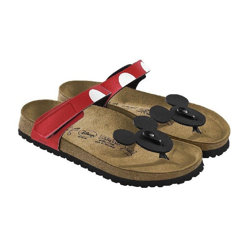 birkis by birkenstock tofino sandals disney color mickey. Black Bedroom Furniture Sets. Home Design Ideas