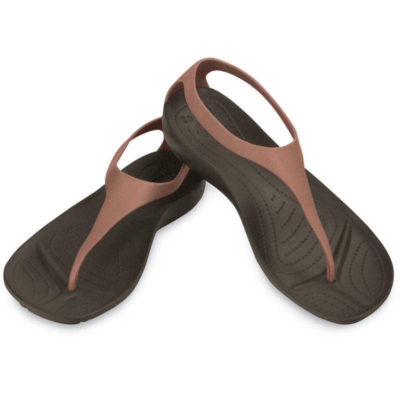 CROCS Sandale Damen eVHioUsu
