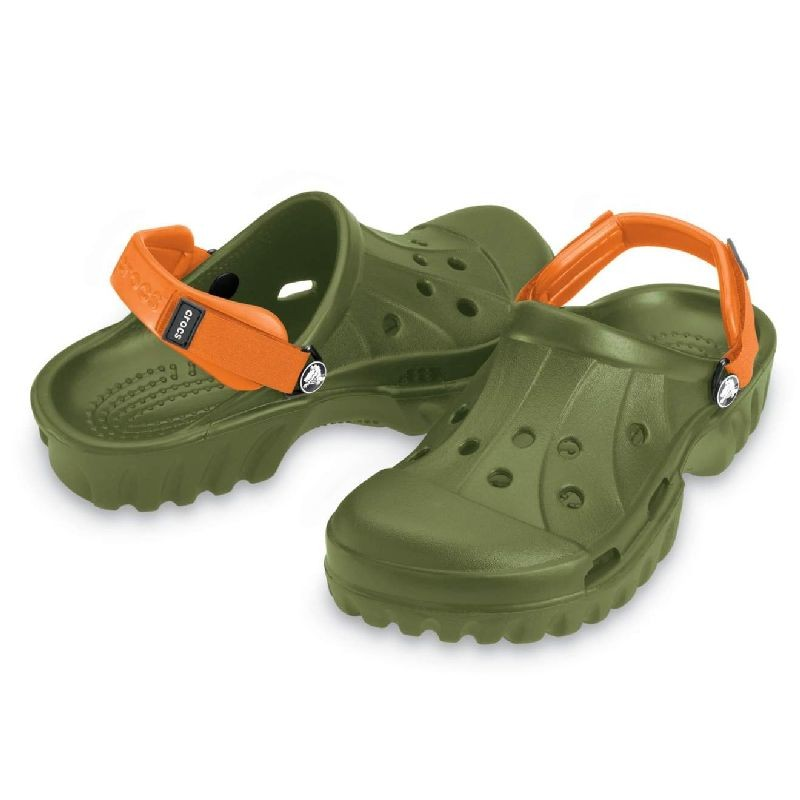 crocs off road clogs schwarz braun gr n neu und original ebay. Black Bedroom Furniture Sets. Home Design Ideas