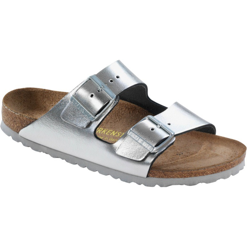 Zy9ijq3xXM Arizona Silver Sandal nJxOw