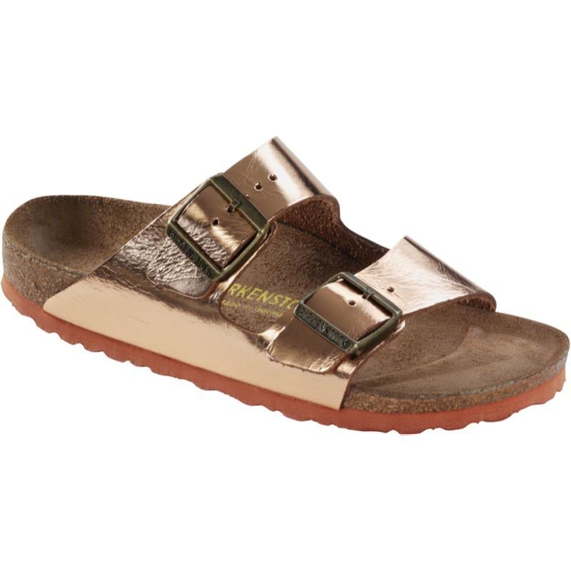birkenstock arizona gold sandals